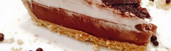 Paleo Chocolate Pudding Pie