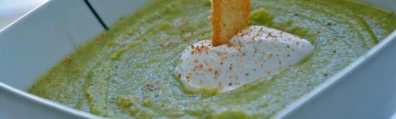 Autumn Zucchini Soup