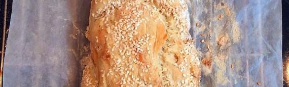 Challah bread (vegan)